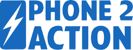 Phone2Action Logo