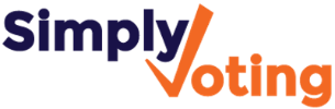 Simply Voting Inc. Logo